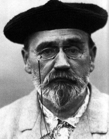 Emile Zola, the legendary French writer who was a great admirer of the Coade Stone Lion