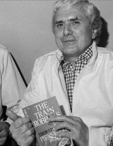 Buster Edwards (image: BBC)