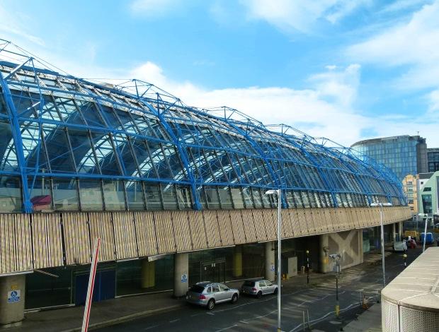Eurostar Roof