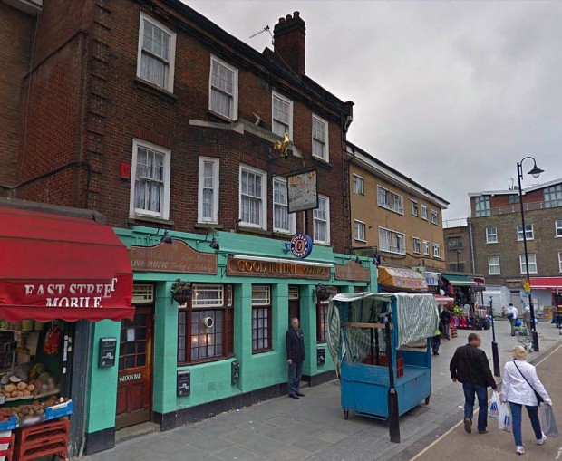 East Street's 'Good Intent' pub today (image: Google)