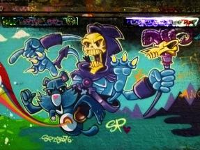 Leake Street 18