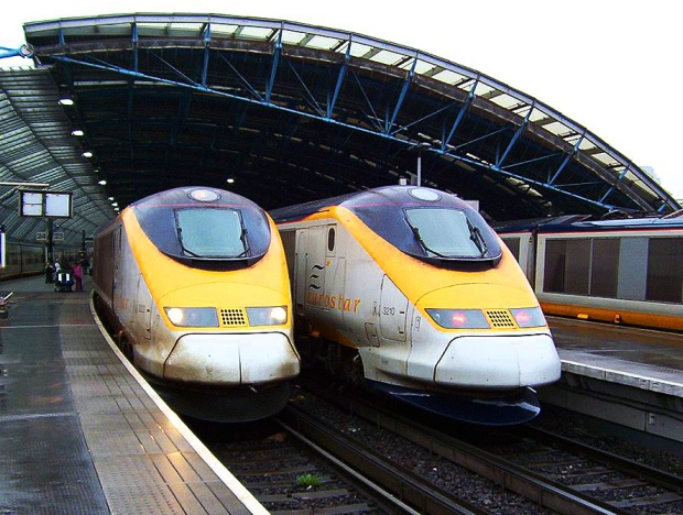 The former Waterloo International Eurostar terminal (image: Wikipedia)