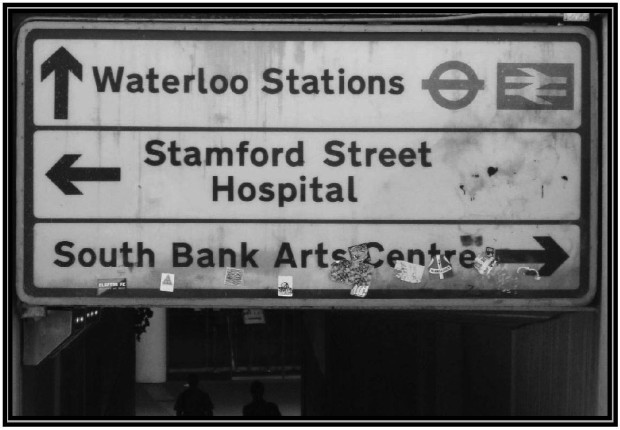Waterloo Sign