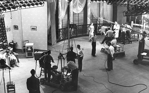 Lime Grove's studio floor (image: BBC)