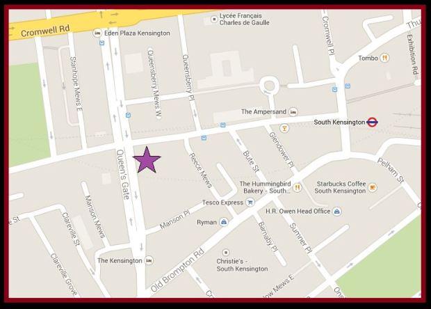 Blaises Map
