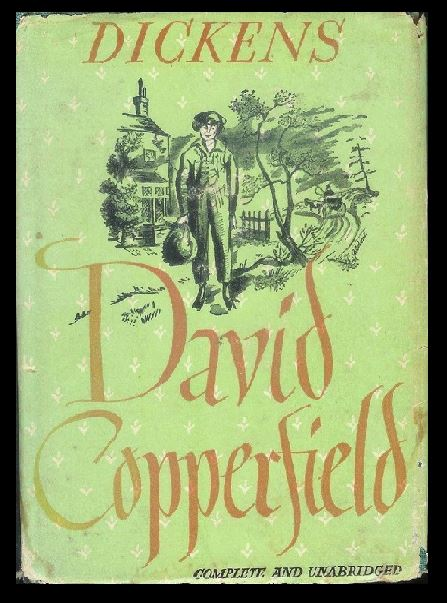 1950s edition of David Copperfield