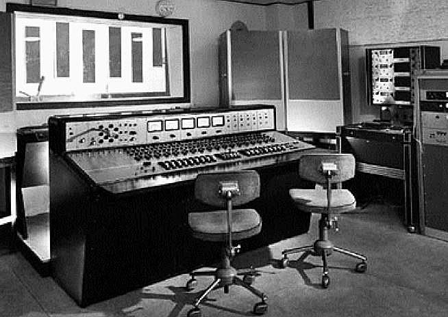 Inside De Lane Lea's basement studio