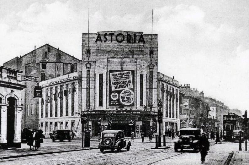 The Finsbury Astoria, 1936