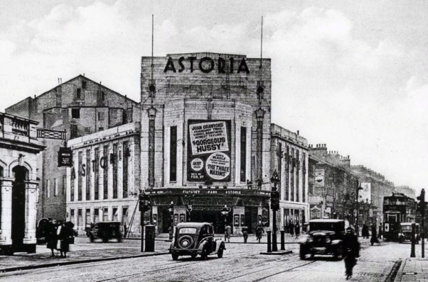 The Finsbury Astoria, 1936