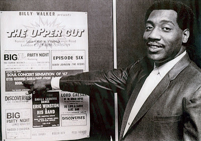 Otis Redding at the Upper Cut club, 1967