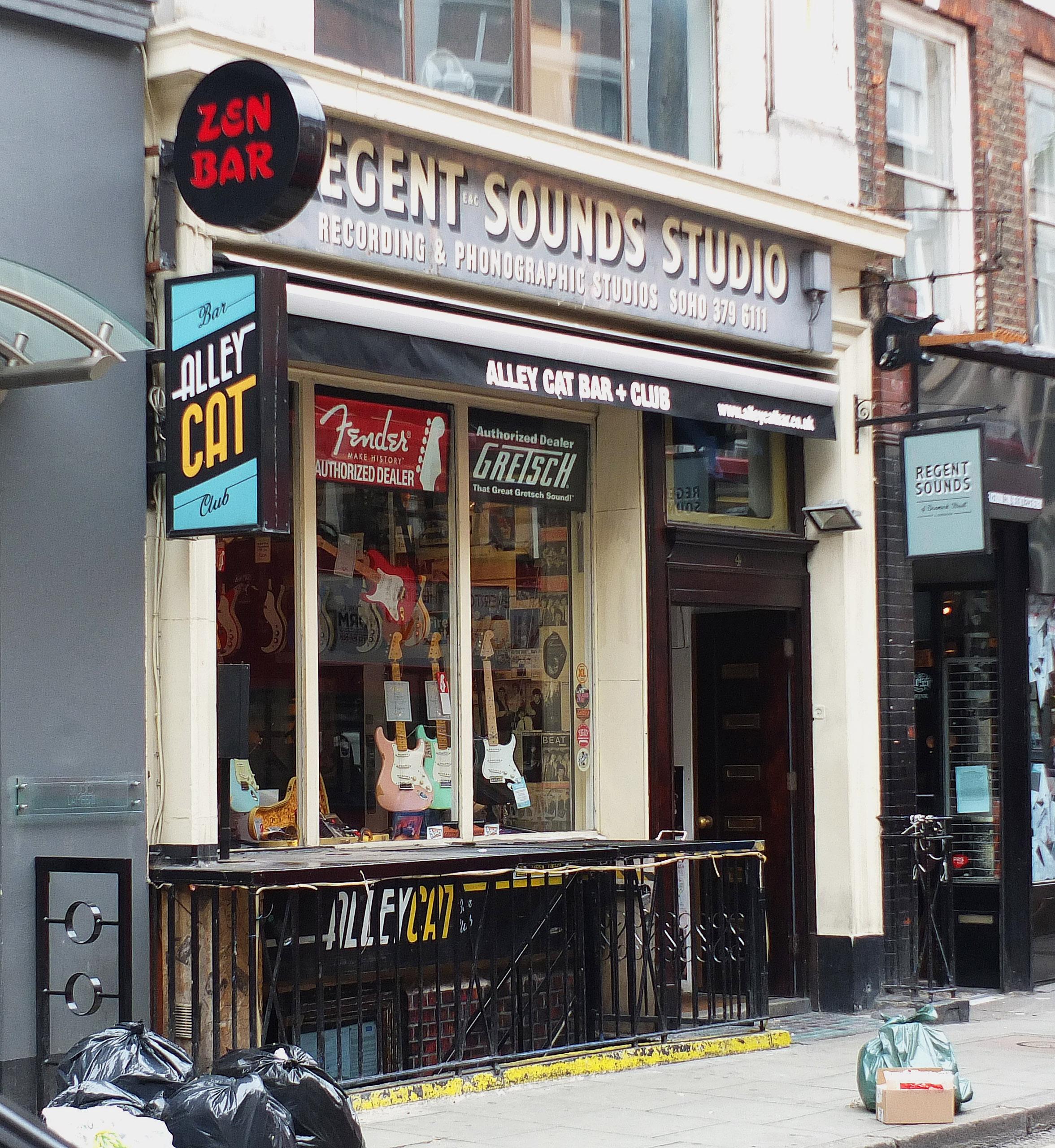Regent Sounds Studio