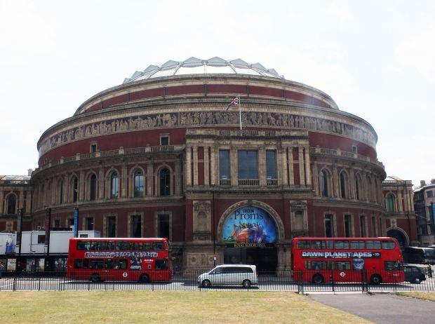 The Royal Albert Hall, Kensington