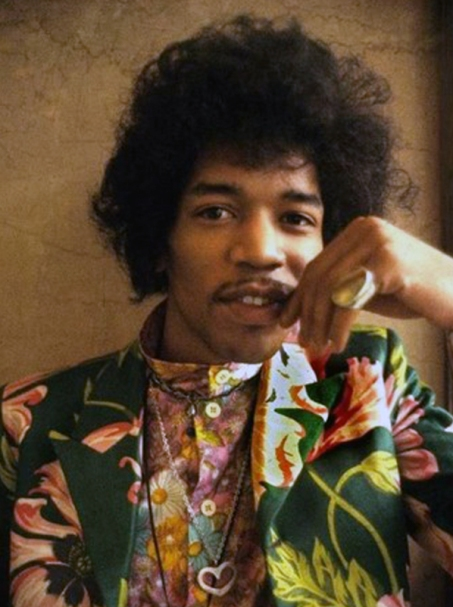 James Marshall Hendrix. 1942-1970