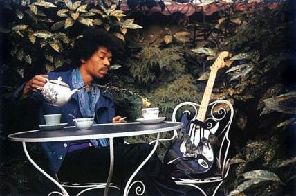 Jimi Hendrix Samarkand 1