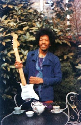 Jimi Hendrix Samarkand 5