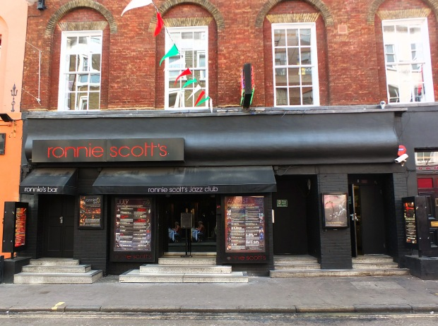 Ronnie Scotts today