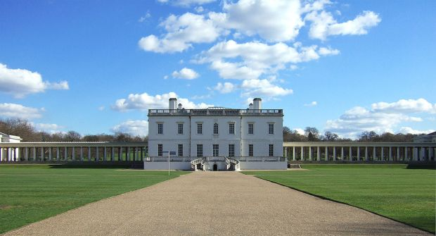 The Queen's House, Greenwich (image: Wikipedia)