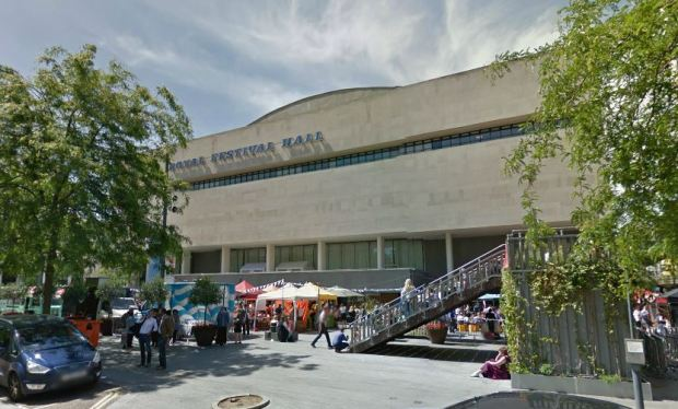 The Royal Festival Hall (image: Google)