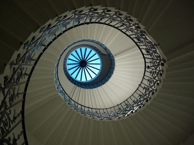 The Tulip Stairs (image: Wikipedia)
