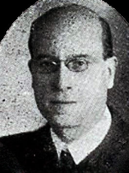 Doctor Alfred Salter (image: The Religious Society of Friends in Britain)