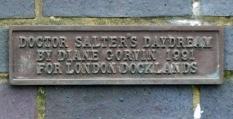 Dr Salter Plaque