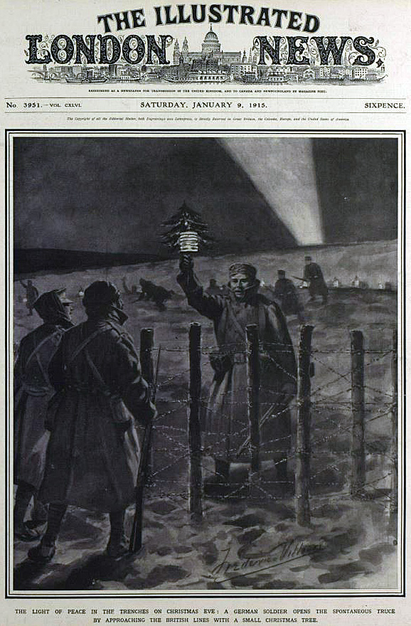 The London Illustrated News, January 9th 1915