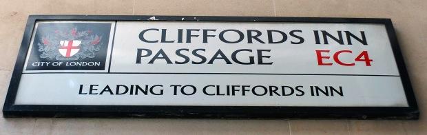 Cliffords Inn