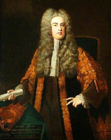 Speaker of the house, Arthur Onslow