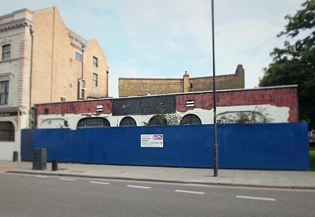 The former 'Stepney's' night club