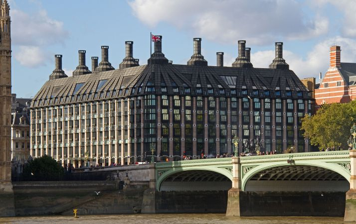 Portcullis House (image: Wikipedia)
