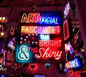Artificial fascinates