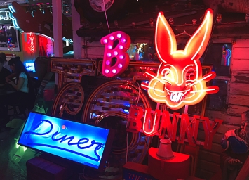 Diner Bunny