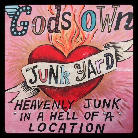 Gods own junk yard