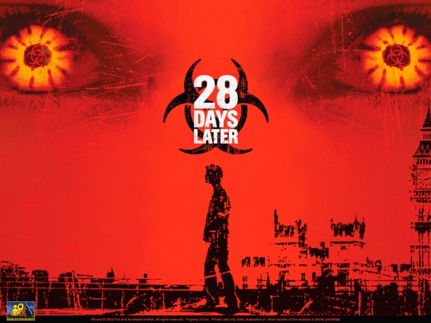 28 Days Poster