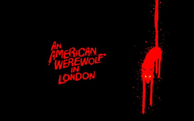 American wereolf in London
