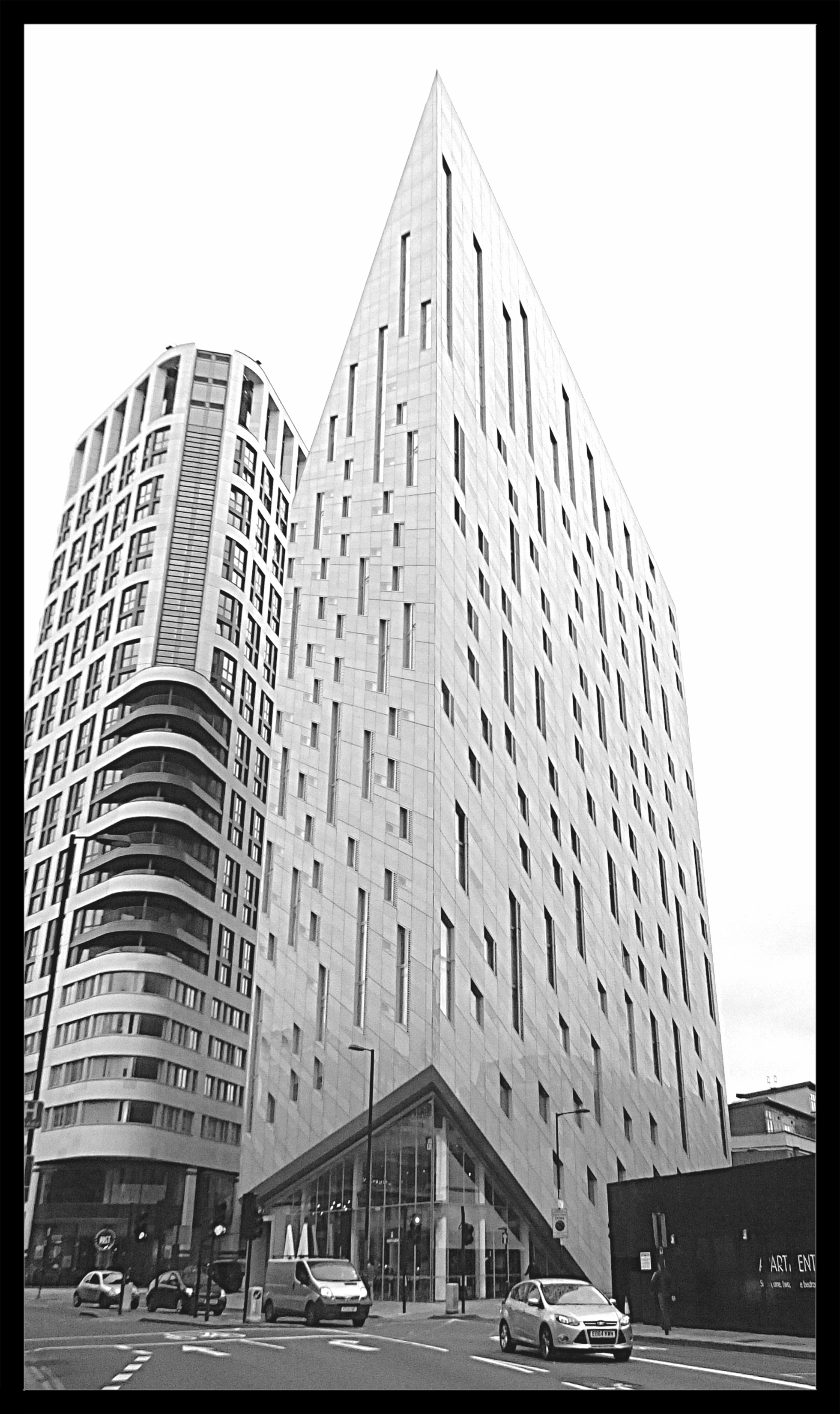 Montcalm Shoreditch: Candid Capital: Dizzy Heights Hotel