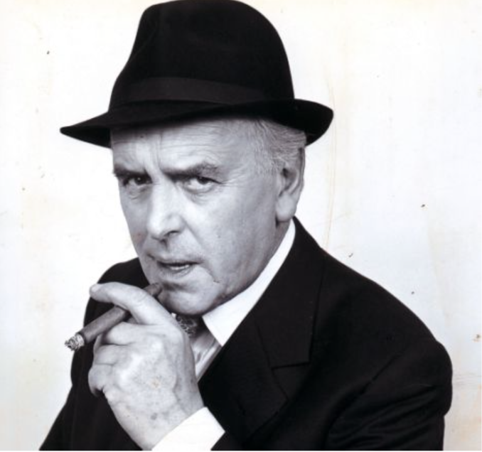 George Cole as Arthur Daley