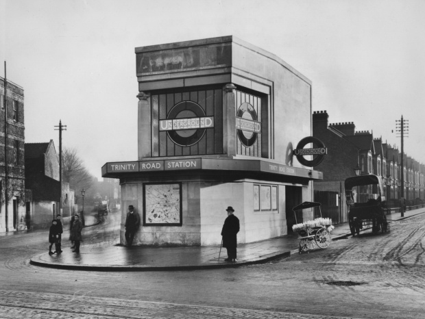 Tooting in the early 20th century