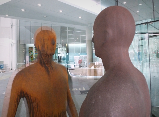 Anthony Gormley Reflection1