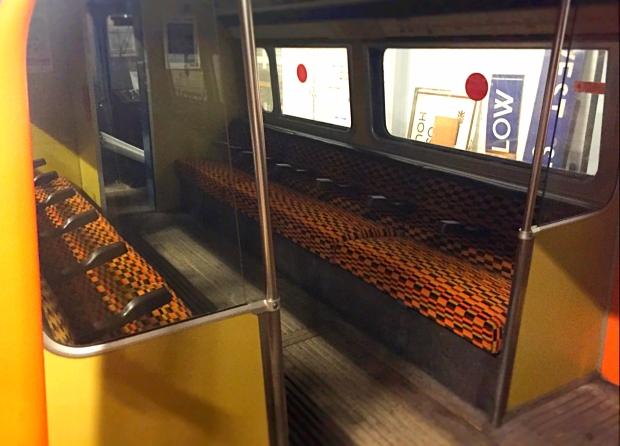 1983 Jubilee line car