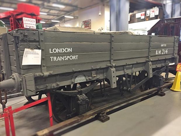 Victorian Ballast wagon