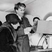 Glimpse of the past... John Logie Baird at Selfridges, March 1925