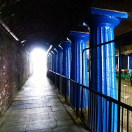 Tunnel on Abbey Street...see Secrets of the Viaducts, Part 2