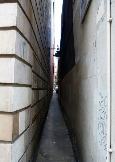 Brydges Place... see Covent Garden's Cramped Alley