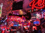 God's Own Junkyard... see The Man Who Made Soho Glow
