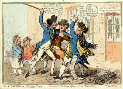 The Caning on Conduit Street... see Lord Camelford: Gentleman Thug, Part 1