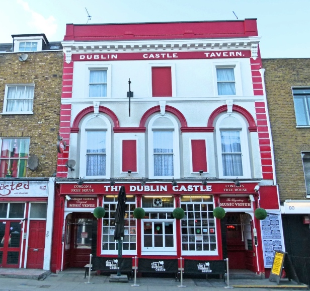 The Dublin Castle, Camden- see Euston Station, Part 1