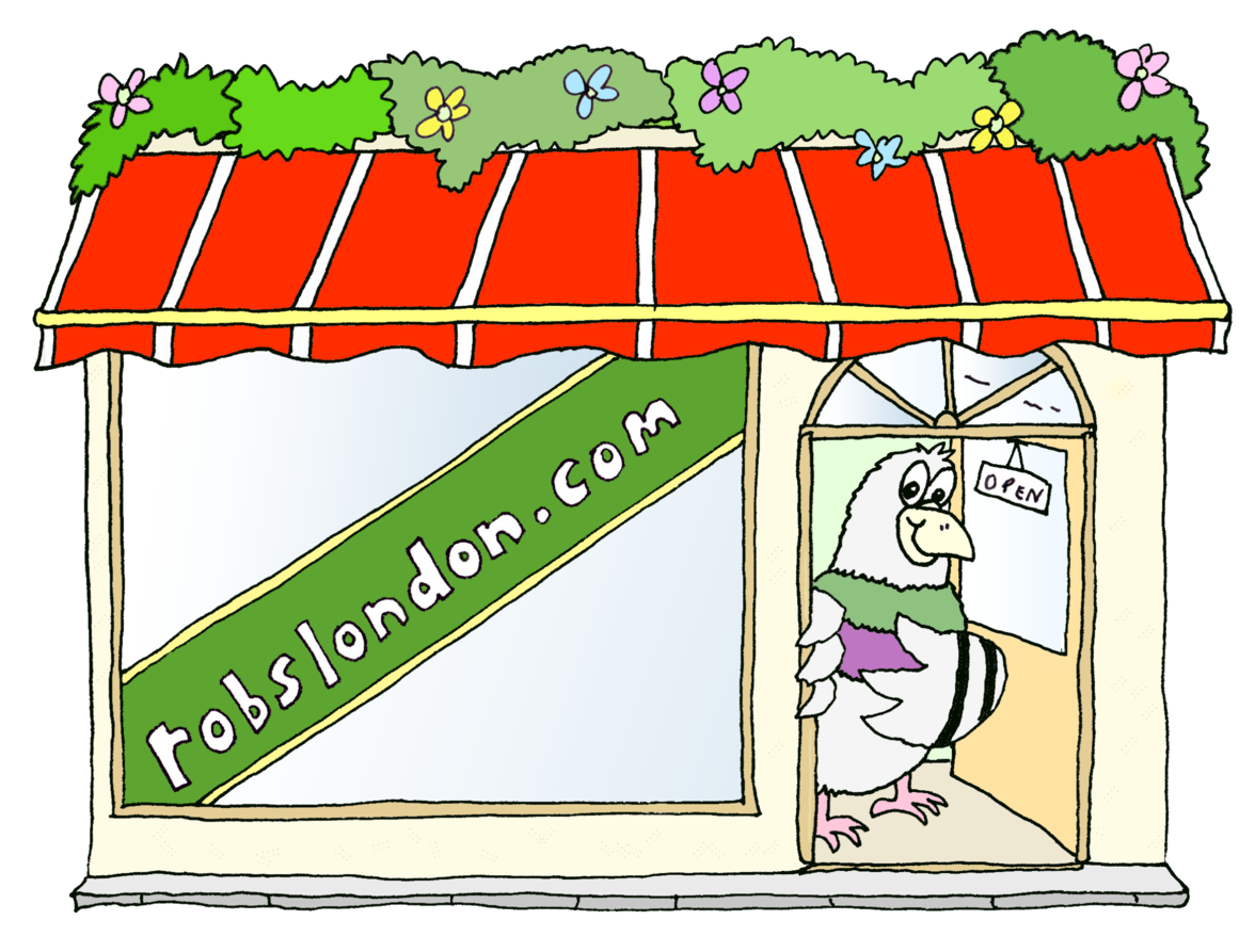 robslondon.com shop
